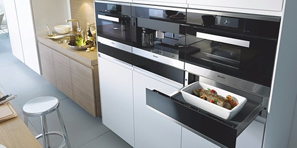 Telle miele miele encastrable lectrom nager bosch for Les cuisines encastrables